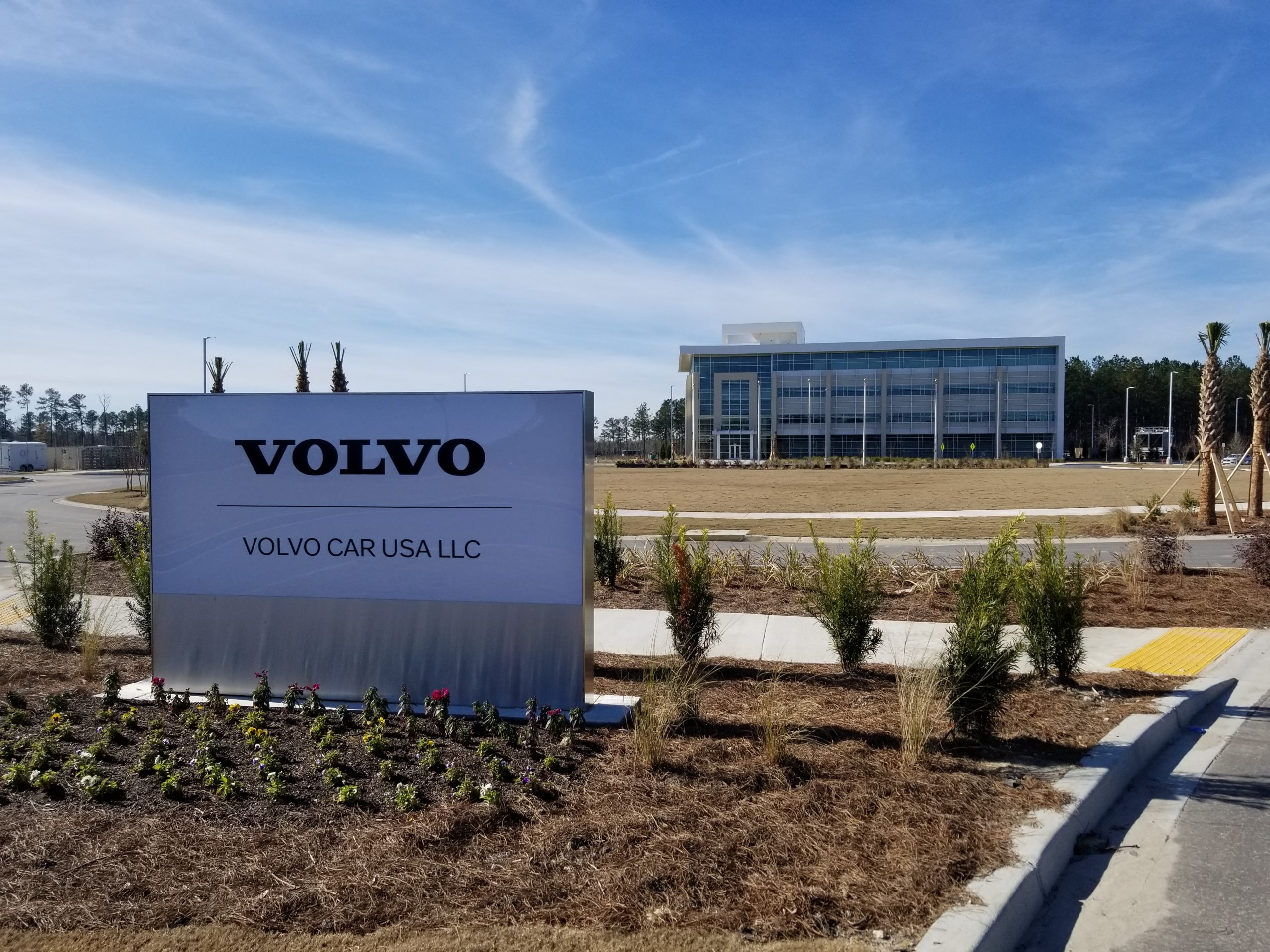 Volvo Usa Hq Training Center Acousti Engineering Company Of Florida